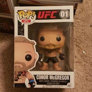 UFC CONOR MCGREGOR POP